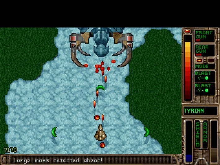Tyrian 2000 screenshot 2