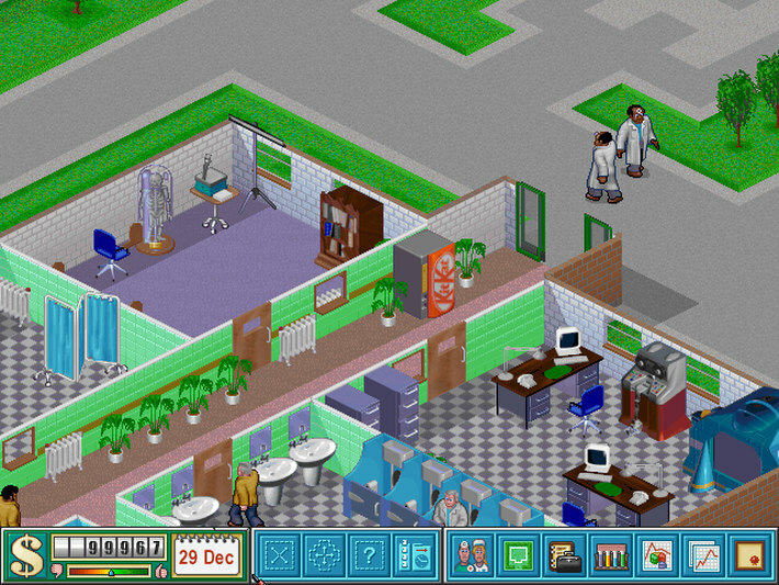 Theme Hospital screenshot 2