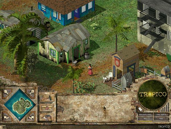 Tropico Reloaded screenshot 1