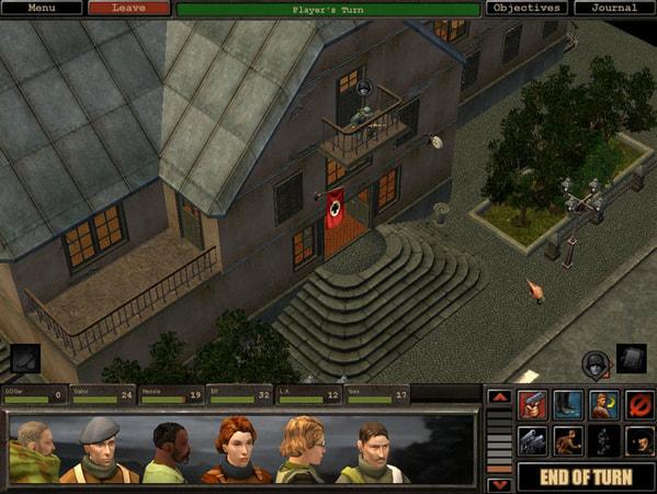 S2: Silent Storm - Gold Edition screenshot 3