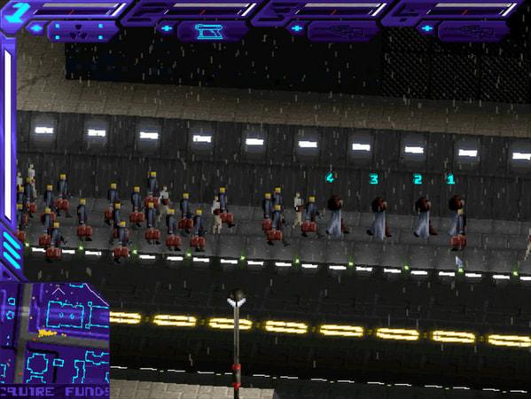 Syndicate Wars screenshot 3