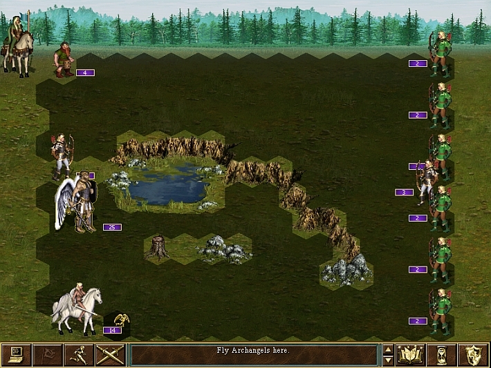 Heroes of Might and Magic III: Complete screenshot 2