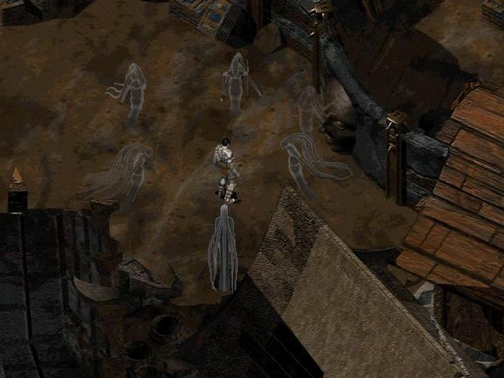 Planescape: Torment screenshot 3