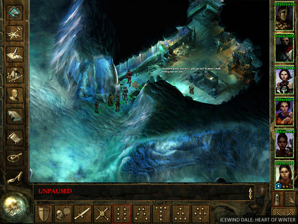 Icewind Dale Complete screenshot 3
