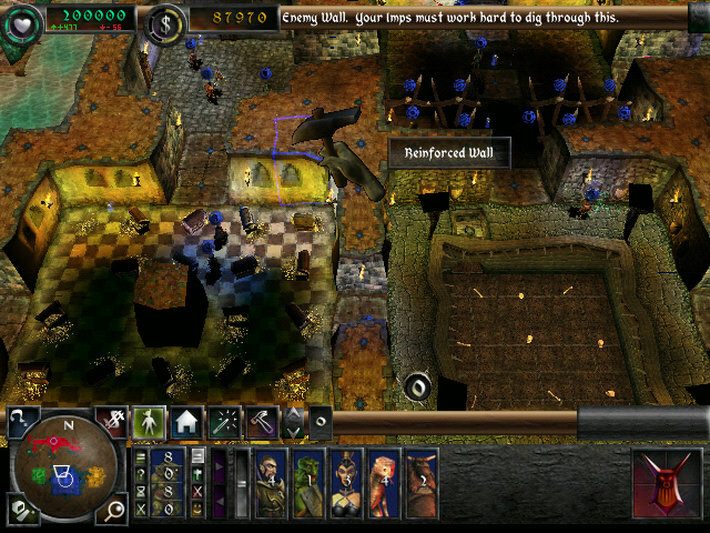 Dungeon Keeper 2 screenshot 1