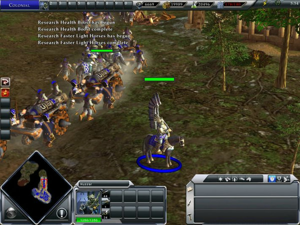Empire Earth 3 screenshot 2