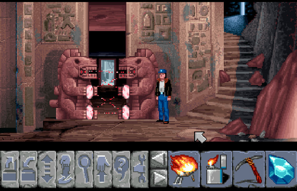 Flight of the Amazon Queen screenshot 3