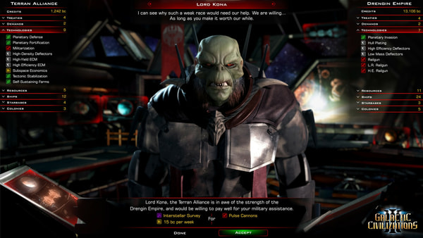 Galactic Civilizations III + 5 DLC screenshot 2
