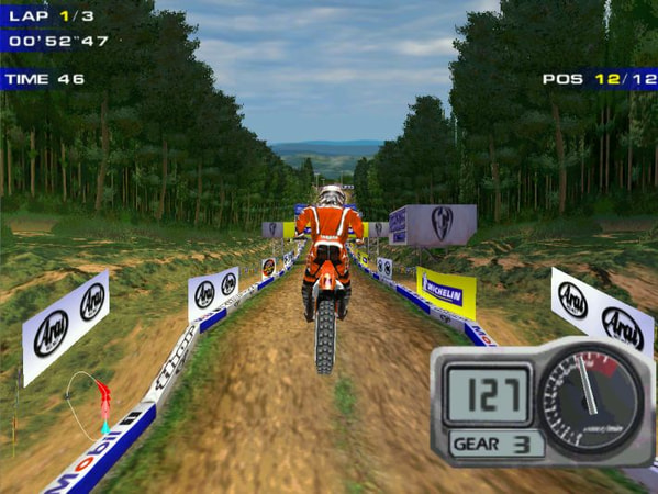 Moto Racer 2 screenshot 3