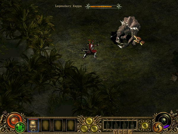 Throne of Darkness screenshot 2