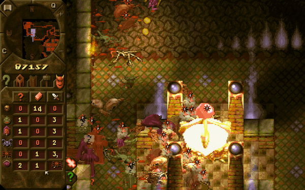 Dungeon Keeper Gold screenshot 2