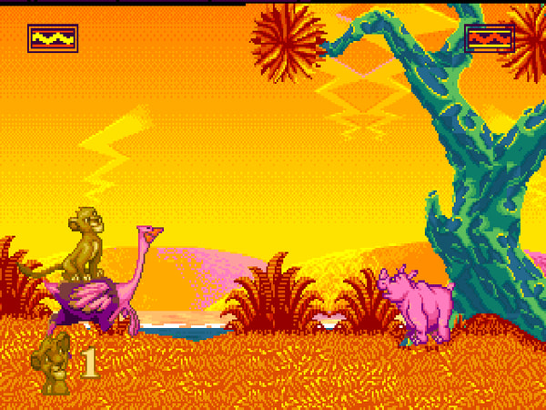 Disney The Lion King screenshot 2