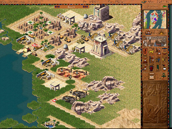 Pharaoh + Cleopatra screenshot 3