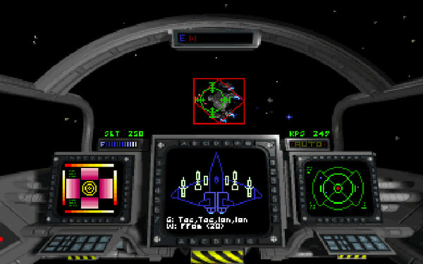 Wing Commander: Privateer screenshot 3