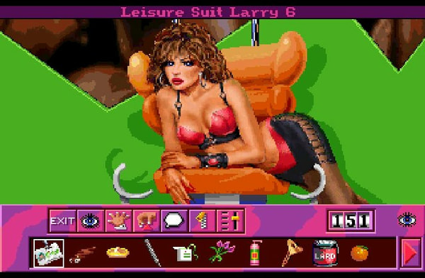 Leisure Suit Larry screenshot 1