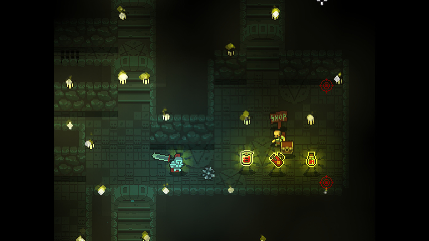 Dungeon Souls (ENG) [L]