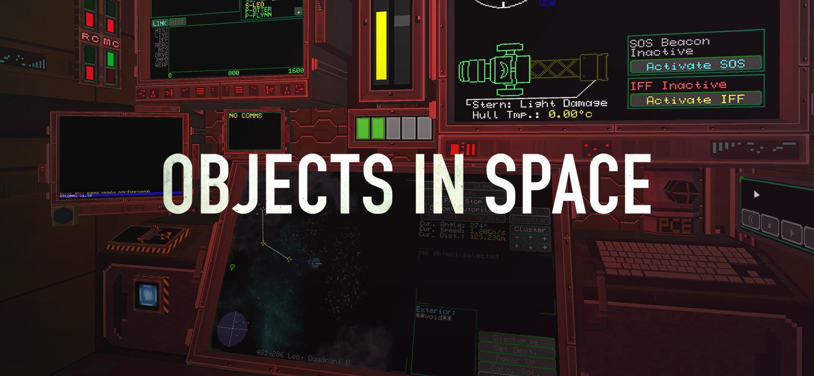 Objects in Space GOG скачать последнюю версию - Торрминаторр