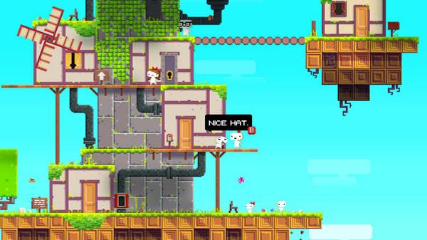 FEZ screenshot 2
