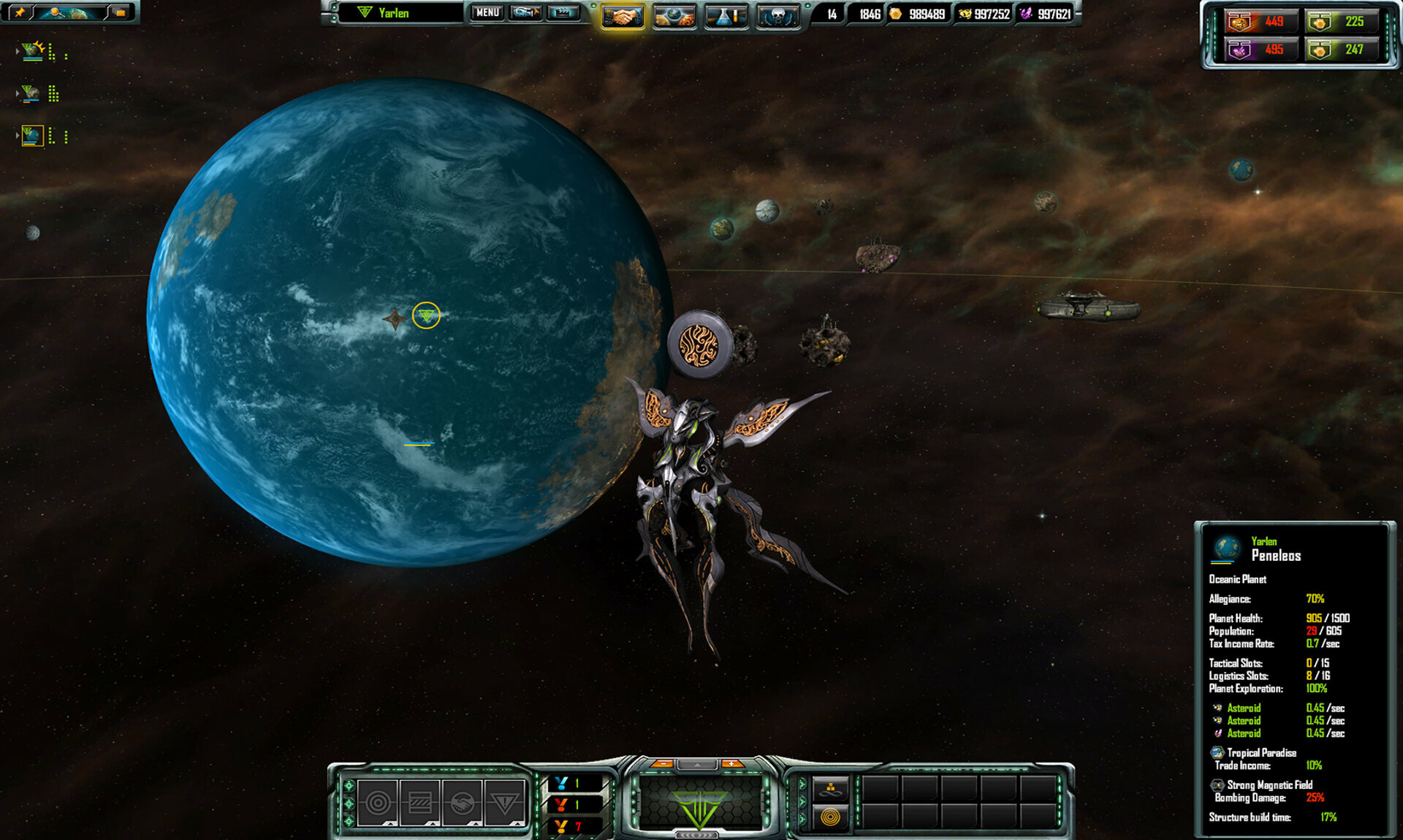 Sins of a Solar Empire: Rebellion Ultimate Edition screenshot 1