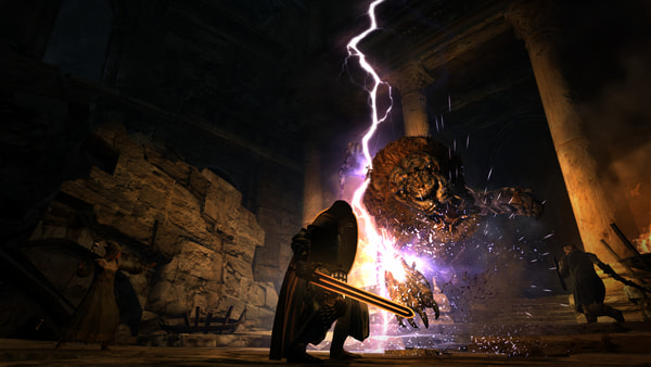 Dragon's Dogma: Dark Arisen screenshot 2