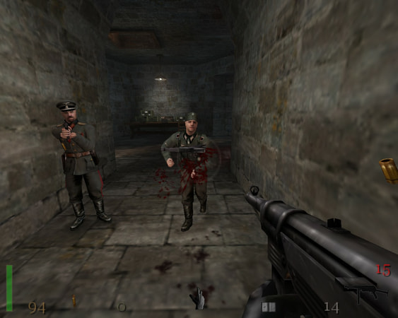Return to Castle Wolfenstein screenshot 3