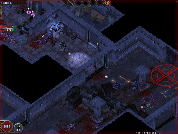 Zombie Shooter screenshot 2