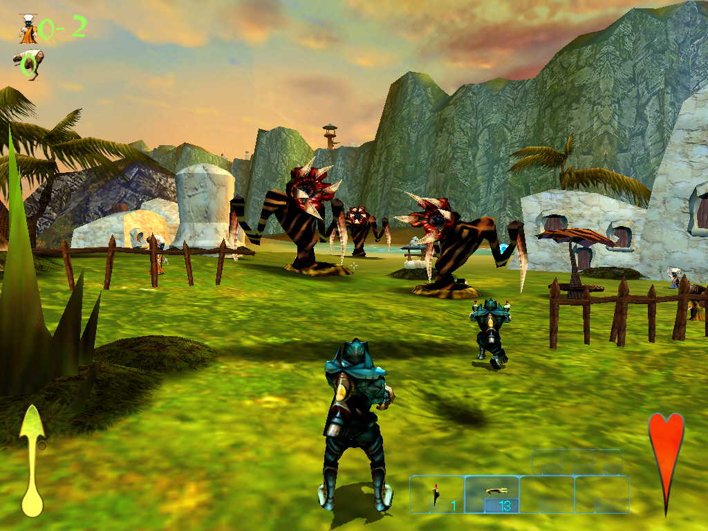 Giants: Citizen Kabuto screenshot 1