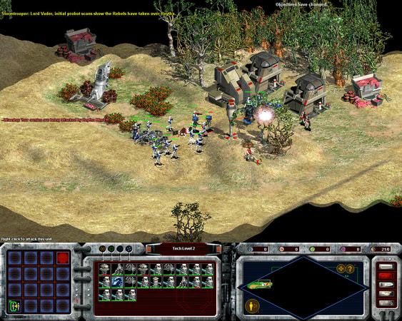 Star Wars: Galactic Battlegrounds Saga screenshot 3