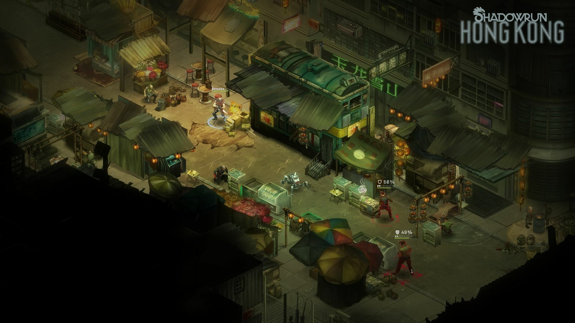Shadowrun: Hong Kong - Extended Edition - Download - Free GoG PC Games