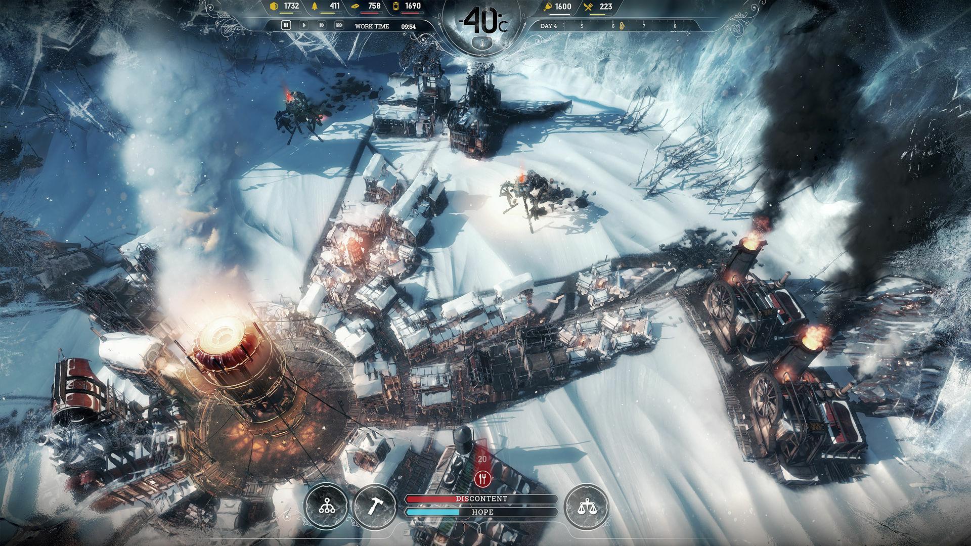 Frostpunk [GoG] [2018|Rus|Eng|Multi7]