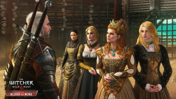 The Witcher 3: Wild Hunt - Blood and Wine screenshot 2