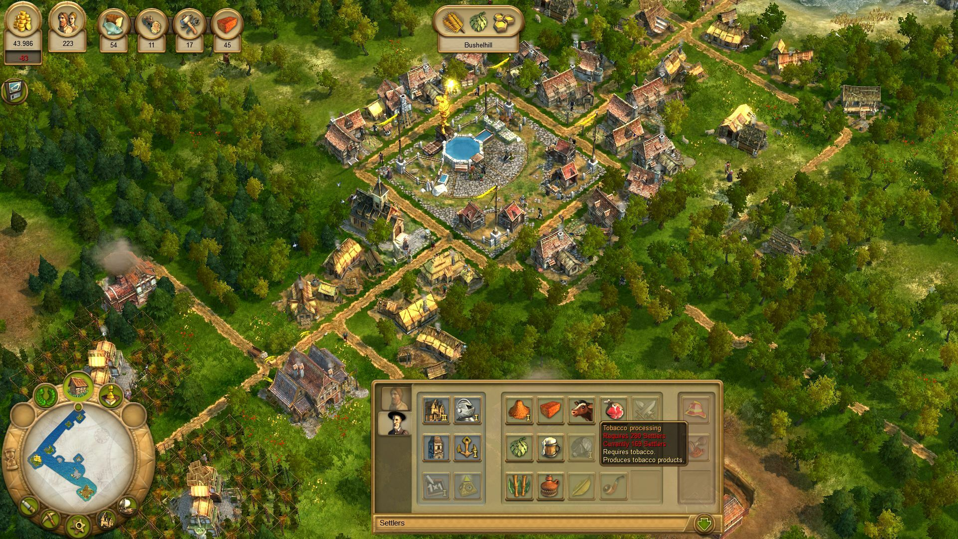 Anno 1701 A.D. screenshot 2