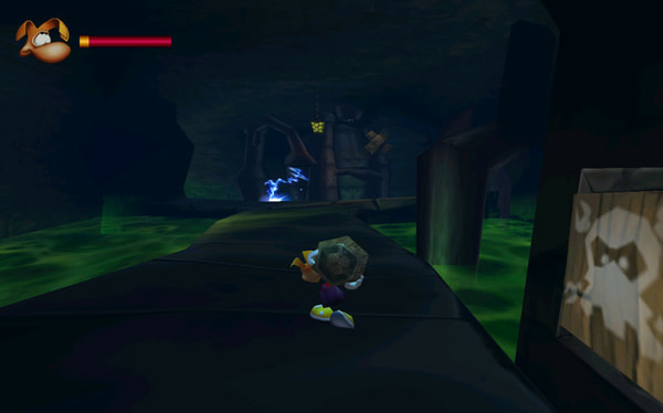 Rayman 2: The Great Escape screenshot 3