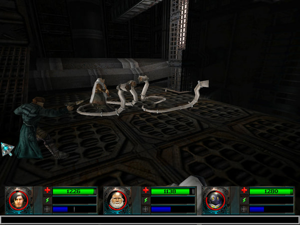 Anachronox screenshot 3