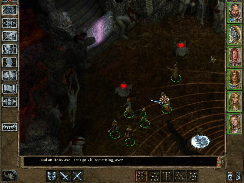Baldur's Gate 2 Complete screenshot 1