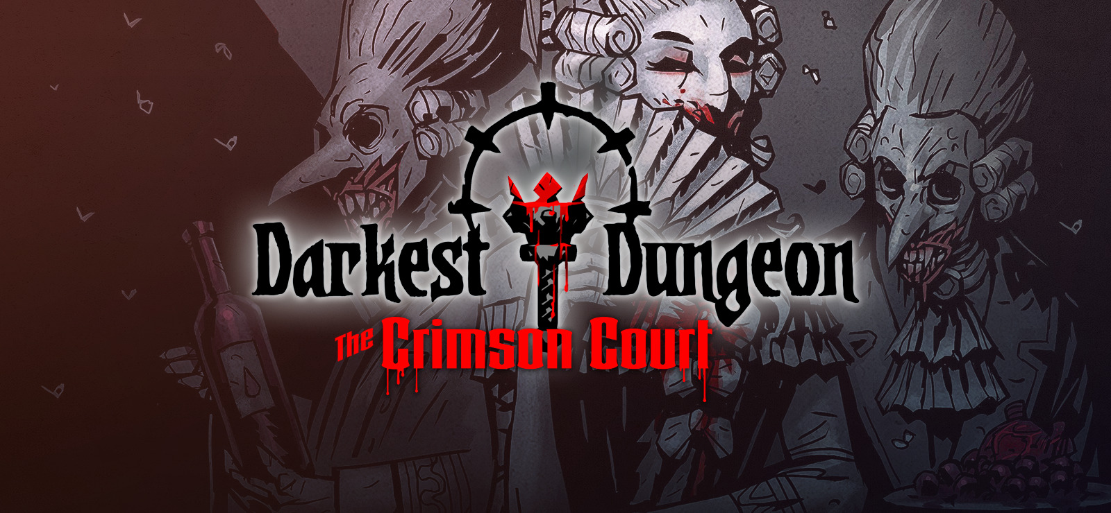 Darkest Dungeon: Soundtrack Edition + 4 DLCs GOG скачать