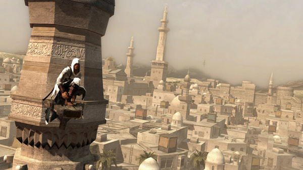 Assassin's Creed: Directors Cut screenshot 1