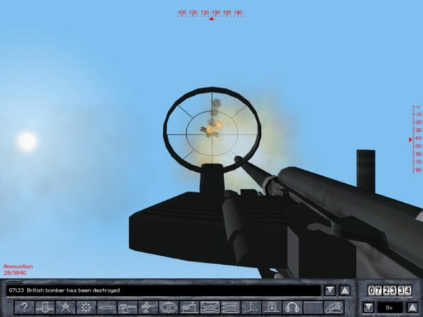 Silent Hunter II screenshot 2