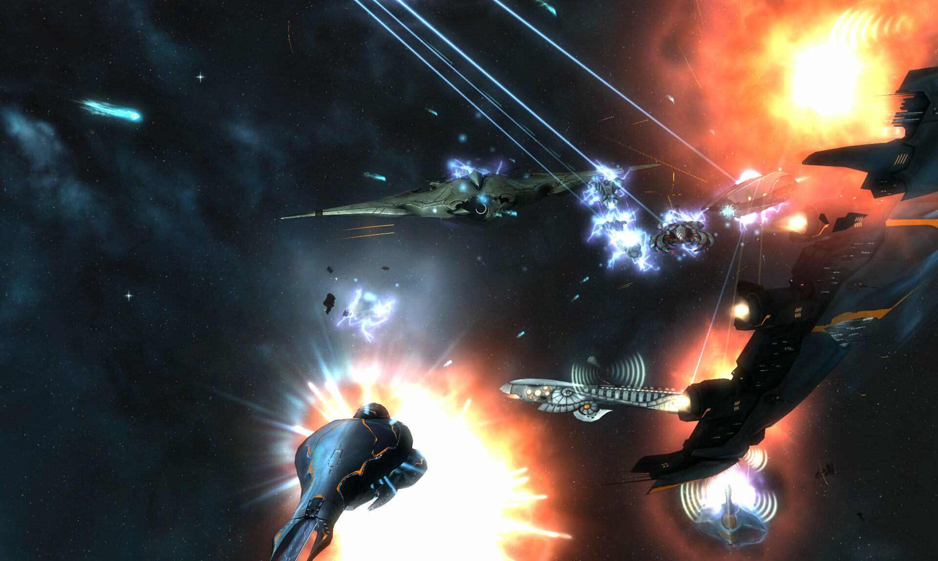 Sins of a Solar Empire: Rebellion Ultimate Edition screenshot 3