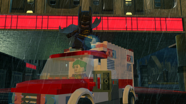 LEGO Batman 2 DC Super Heroes screenshot 2
