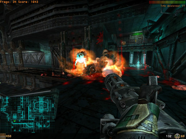FireStarter screenshot 2