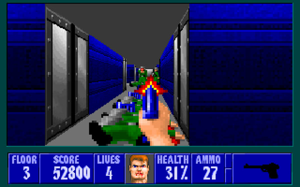 Wolfenstein 3D + Spear of Destiny screenshot 3