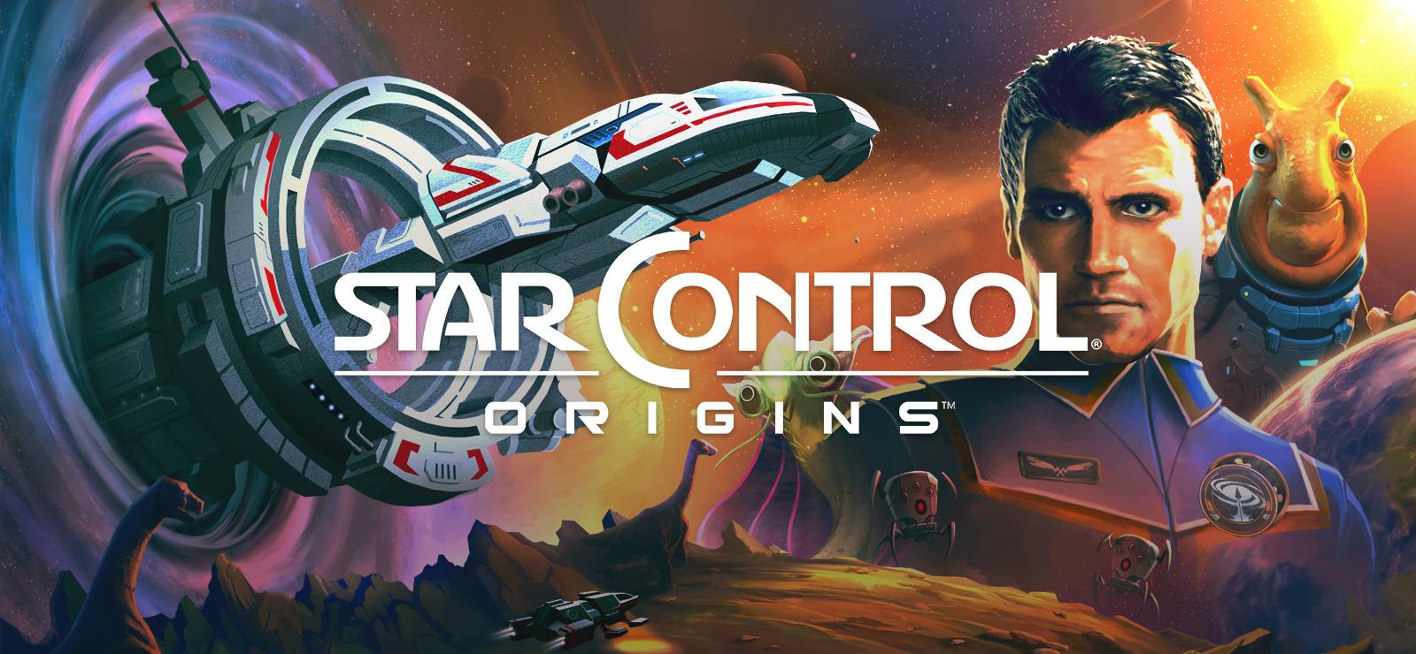 Star Control Origins Complete Bundle-GOG