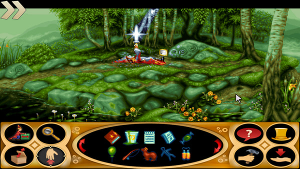 Simon the Sorcerer 2: 25th Anniversary Edition screenshot 2