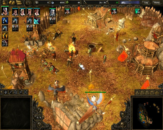 SpellForce 2: Shadow Wars screenshot 3
