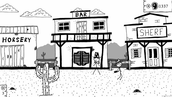 West of Loathing screenshot 1