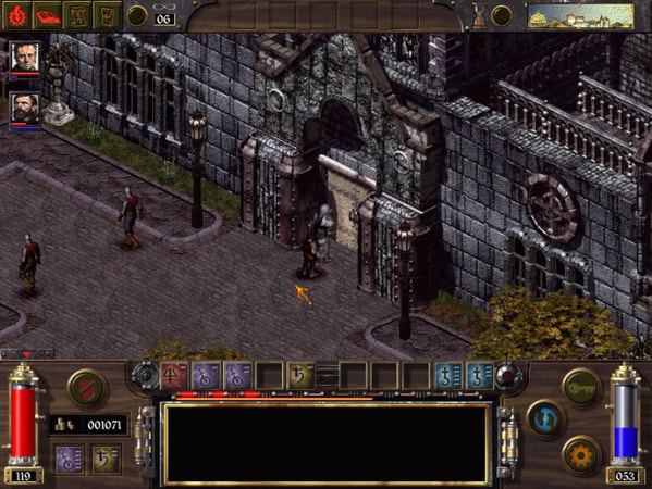 Arcanum: Of Steamworks and Magick Obscura screenshot 1