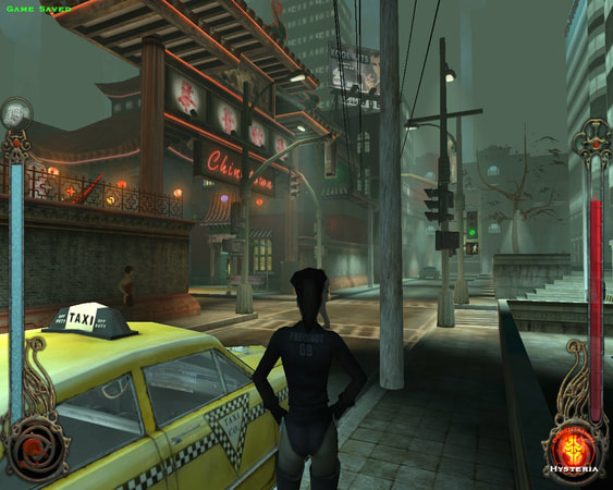 Vampire: The Masquerade Bloodlines screenshot 2