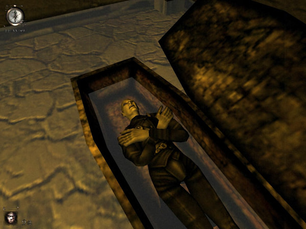 Nosferatu: Wrath of Malachi screenshot 1