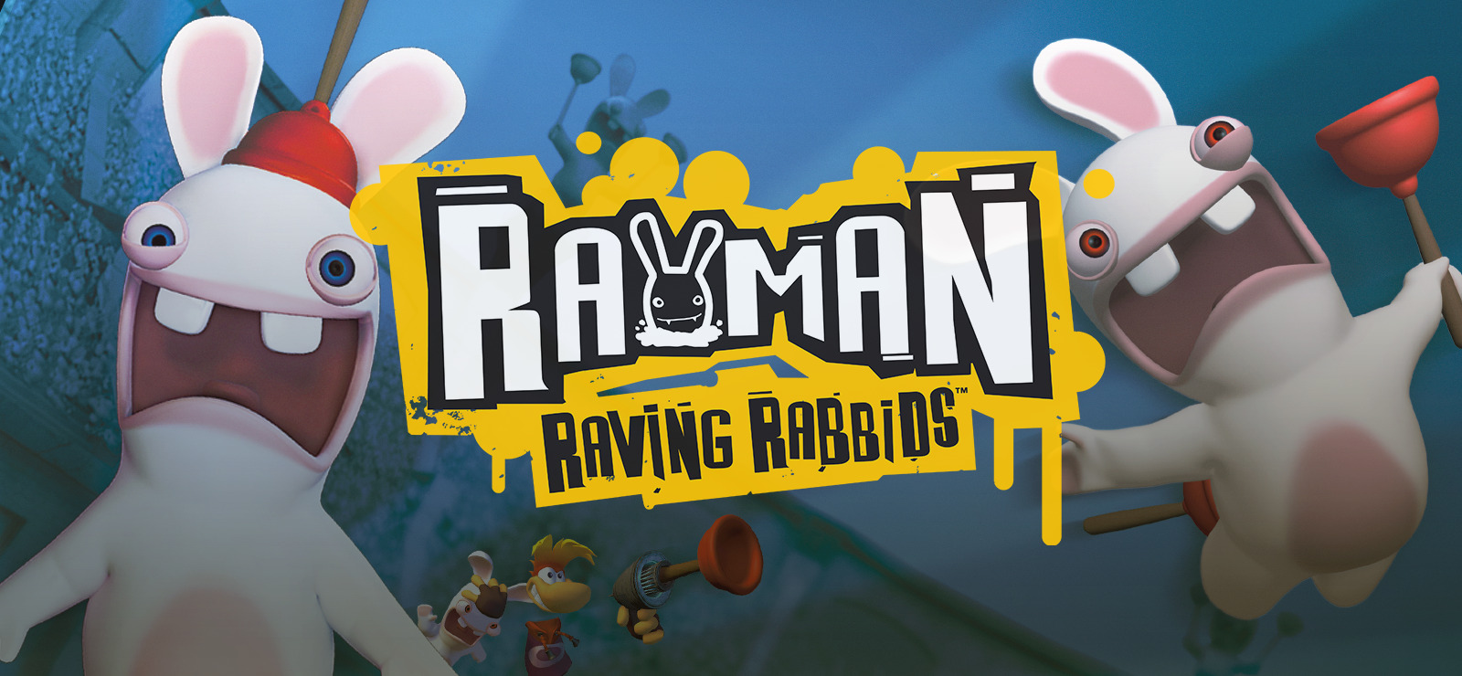 Rayman Raving Rabbids 50 on GOGcom